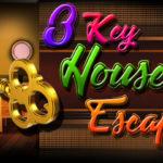 3 Key House Escape