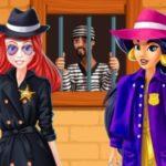 Ariel and Jasmine Detectives