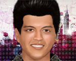 Bruno Mars Makeover