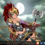 Jrpg heroine creator: Warrior