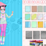 Kawaii Fashion Game