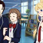 Manga Creator: School days page.13