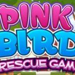 Pink Bird Rescue Game