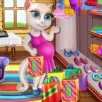 Pregnant Angela Fashion Game