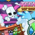 Teen Pirate Ship Wash
