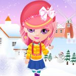 Baby Halen Winter Dress Up