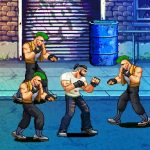 Beat Em Up Street fight 2D