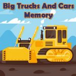 Big Trucks And Cars Memory