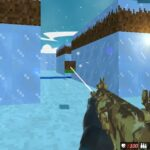 Blocky Swat Shooting IceWorld Multiplayer