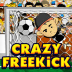 Crazy Freekick Game