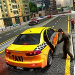 Crazy Taxi Game Off Road Taxi Simulator