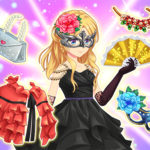 Cute Anime Princess Dress Up