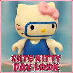 Cute Kitty Day Look