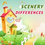 Fantasy Scenery Differences