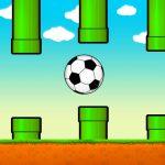Flappy Soccer Ball