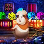 Gleeful Guinea Pig Escape