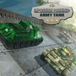 Impossible Parking Army Tank