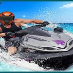 JetSky Power Boat Stunts Water Racing Game