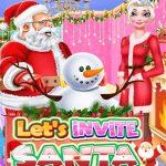 Lets Invite Santa