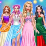Magic Fairy Tale Princess