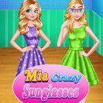 Mia Crazy Sunglasses