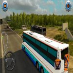 Modern City Bus Driving Simulator Game