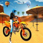 Motocross Beach Game : Bike Stunt Racing