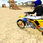 Motocross Beach Game: Bike Stunt Racing