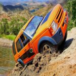 Off Road Passenger Jeep Drive