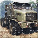 Offroad Trucks Jigsaw