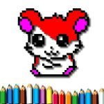 Pixel Coloring Time