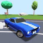 Polygon Drift: Endless Traffic Racing