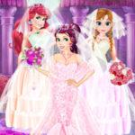 Princess Belle Dress Up