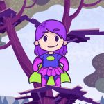 Purple Hero Jigsaw