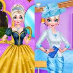 Royal Queen Vs Modern Queen