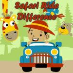 Safari Ride Difference