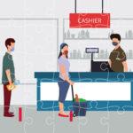 Social Distancing Jigsaw