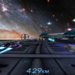Space Ship Racer Game 2019