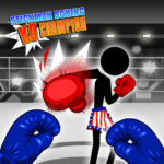 Stickman Boxing KO Champion