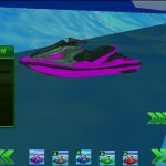 Water Slide Jet Boat Race 3D