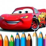 BTS Cars Coloring