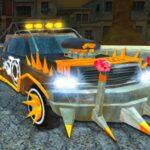 Desert City Stunt