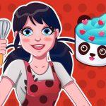 Ladybug Cooking Cupcake : Cooking games for girls