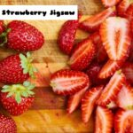 Red Strawberry Jigsaw