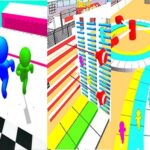 Stick Man Race Game 3D