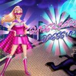 Super Barbie Dress Up