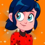 Super Miraculous Ladybug running adventure game